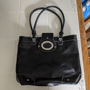 Black tote/large purse